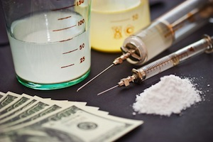 controlled substance manufacturing