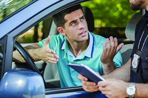 Communication with Law Enforcement During a DUI Stop
