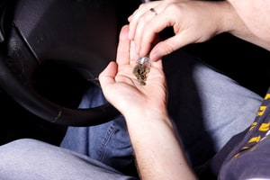 Using Marijuana While Driving