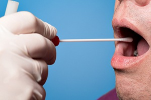 DUI and the Mouth Swab Test