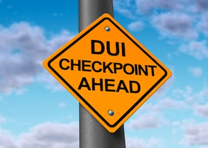 Glendale DUI Checkpoints