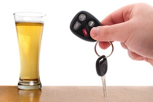 DUI with alcohol in Glendale