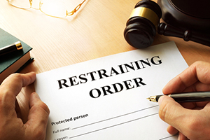 Restraining Orders and Firearms for Work